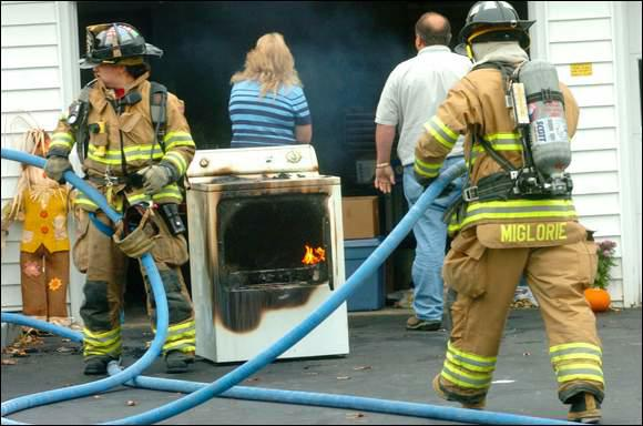 dryer vent cleaning prevent house fires