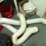 Vinyl hose replacement