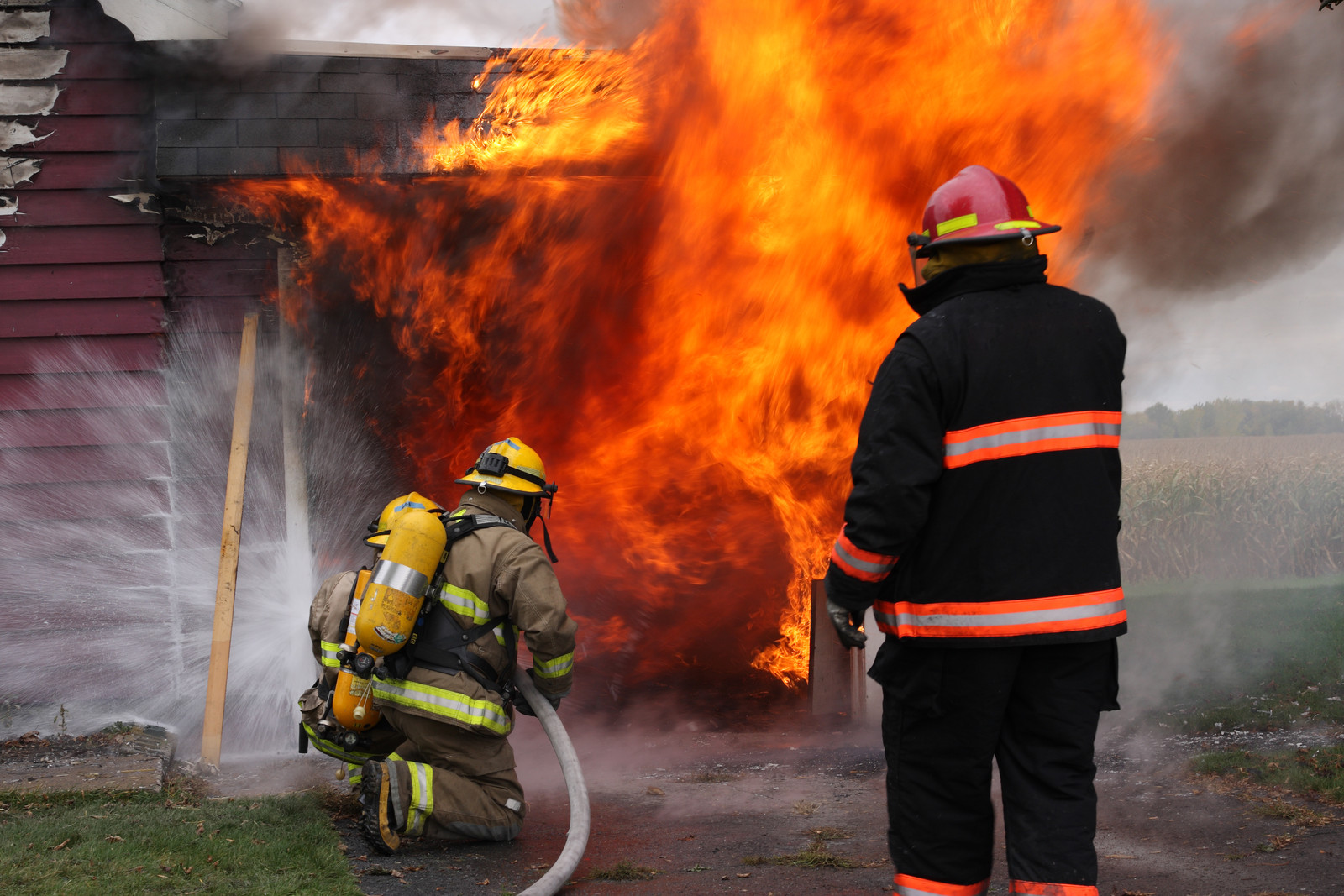 clean dryer vents can reduce house fires